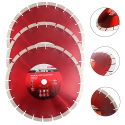Kit 3 Discos De Corte Diamantado Concreto 230mm MTX - 731839