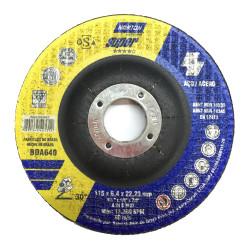 "Disco de Desbaste 4.1/2"" x 1/4"" x 7/8""  NORTON - BDA-640"